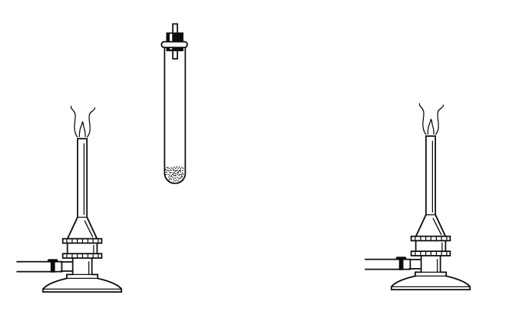 炭酸水素ナトリウムの熱分解