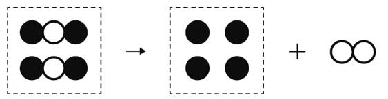 酸化銀の熱分解 モデル図 作図解答