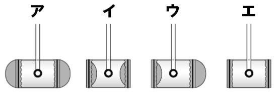 水圧 ゴム膜