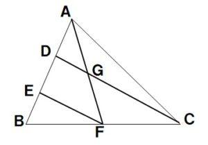 中点連結定理問題1